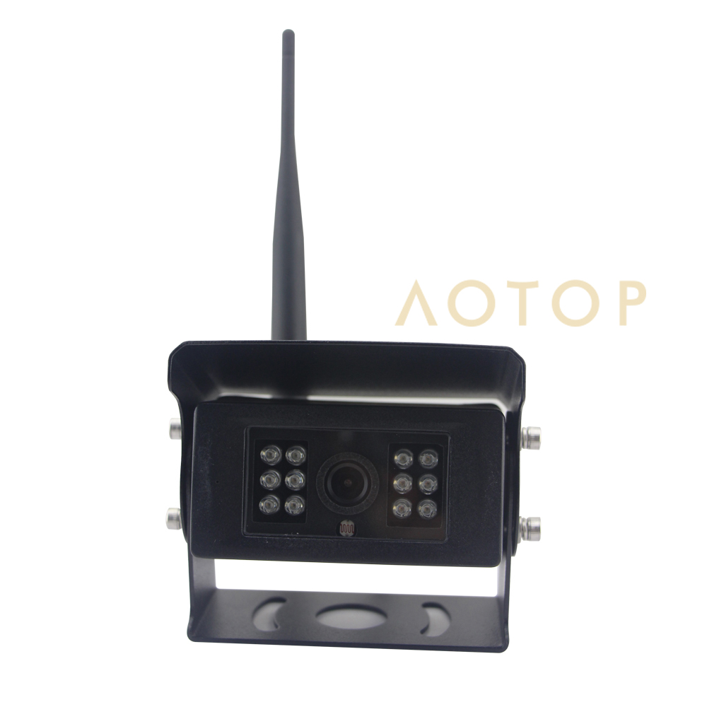 WiFi Backup Camera support IOS, Android APP Control WIFI-731