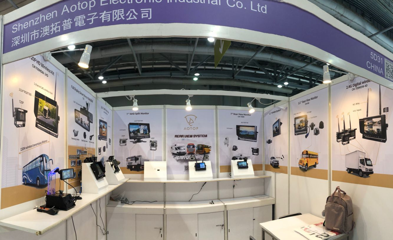 2019 April HongKong Global Source Fair