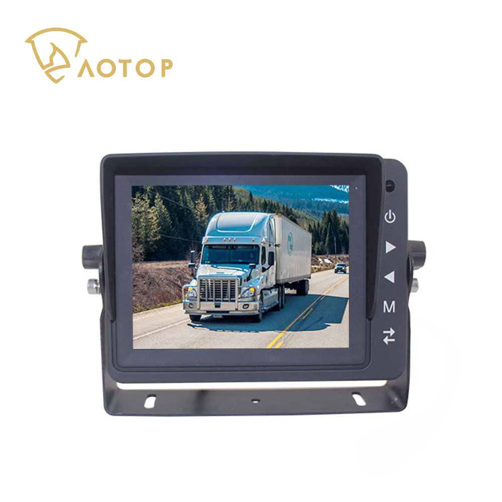 5.6'' Rear View Touch Button Monitor CM-560